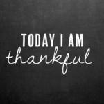100 Gratitudes